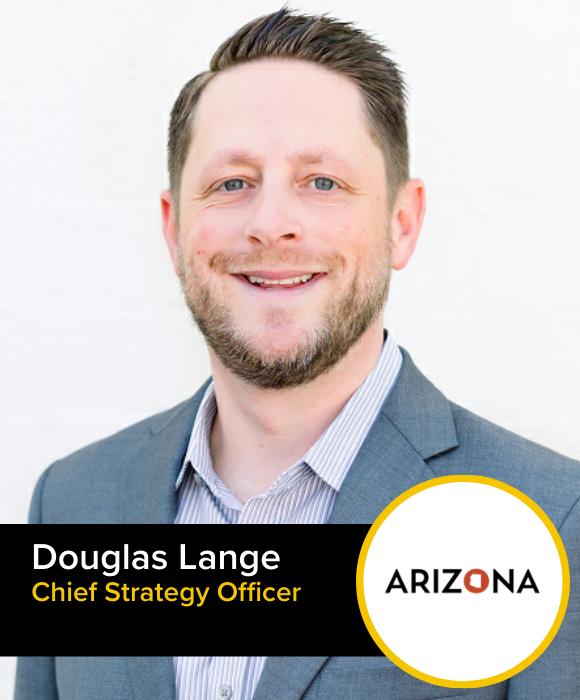 Douglas Lange | Chief Strategy Officer | State of Arizona
